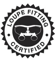 DenMat által certifikált PeriOptix lupe bemérő hely