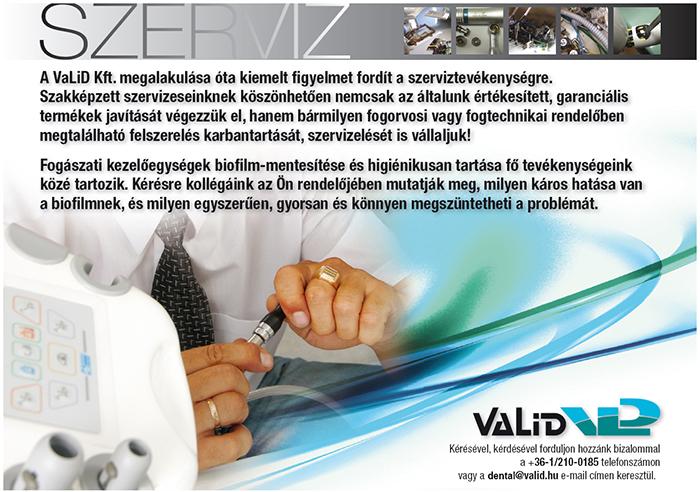 VaLiD Kft szakszerviz